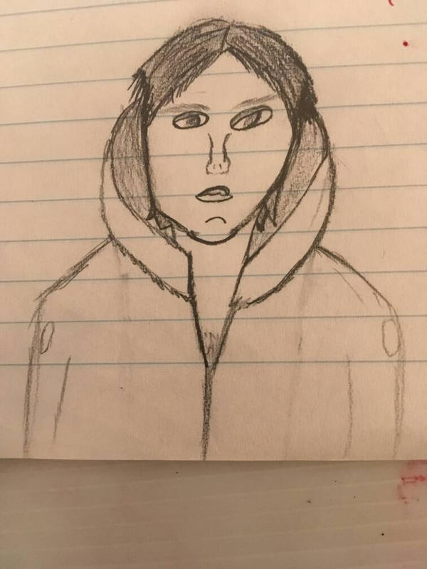 simple hoodie drawing by Kratos4445
