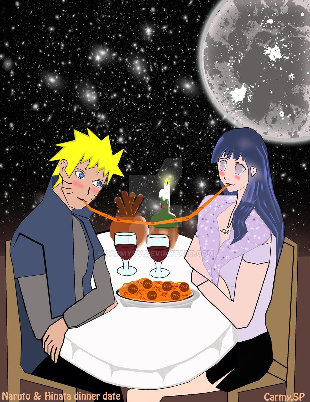 naruto and hinata date - photo #9