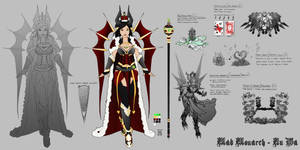 SMITE - Mad Monarch Concept