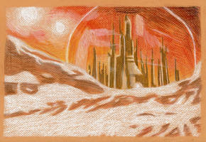 That Old Planet... by kalizin