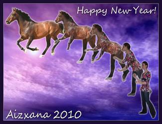 Horse Morph V1 2010 by Aizxana