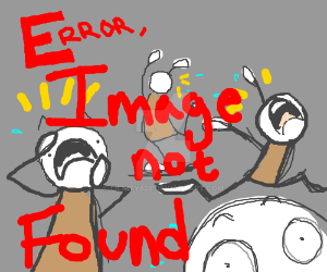 Error, Image Not Found by LilKity828