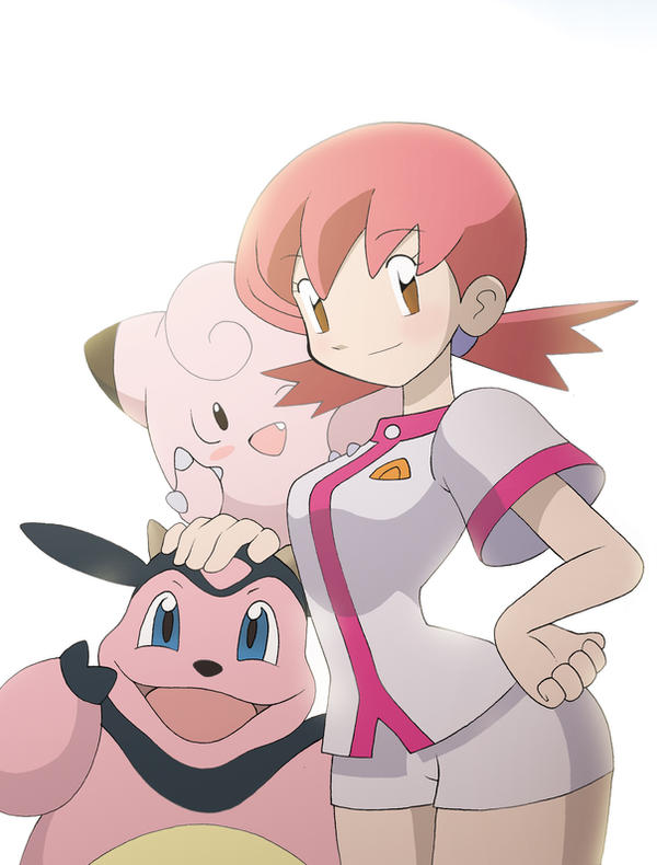 Whitney Pokemon by x-Edu