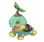 Mentalo the Shiny Turtwig