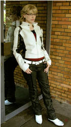 [cosplay][Tiger and Bunny] Barnaby - The Rising 2