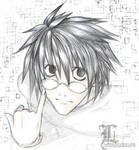 [Death Note] Glasses L