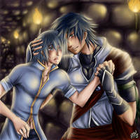 The Prince and his Mercenary by Ruthea