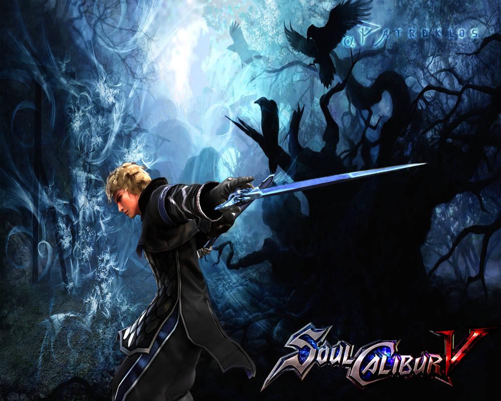 Soul Calibur 5 Apatroklos Wallpaper By Boomercube On