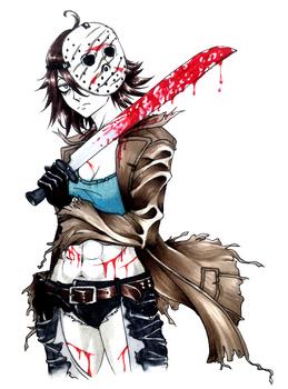 Bishoujo Jason - Friday the 13th