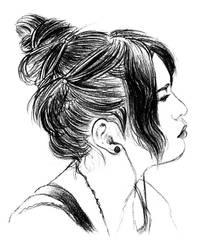 Girl In Hiroshima by SketchMeNot-Art