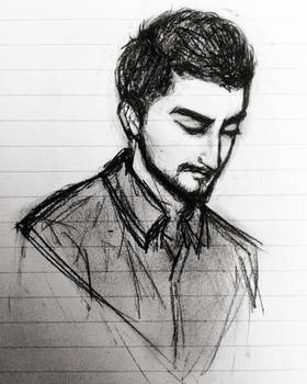 Sketch of Mike