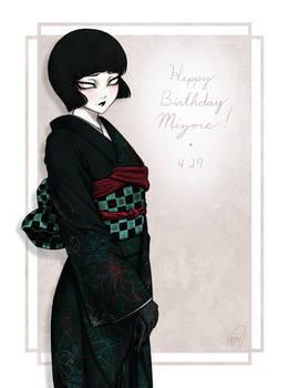 Misery-chan - Happy Birthday 2019!