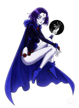 Raven - Quiet Rumination