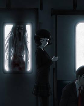 Mizore Ito (Misery-chan) - Train Presence