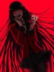 Yumeko Jabami - The Winner is Always Right