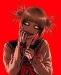 Himiko Toga - Take What You Love (V1) by SketchMeNot-Art