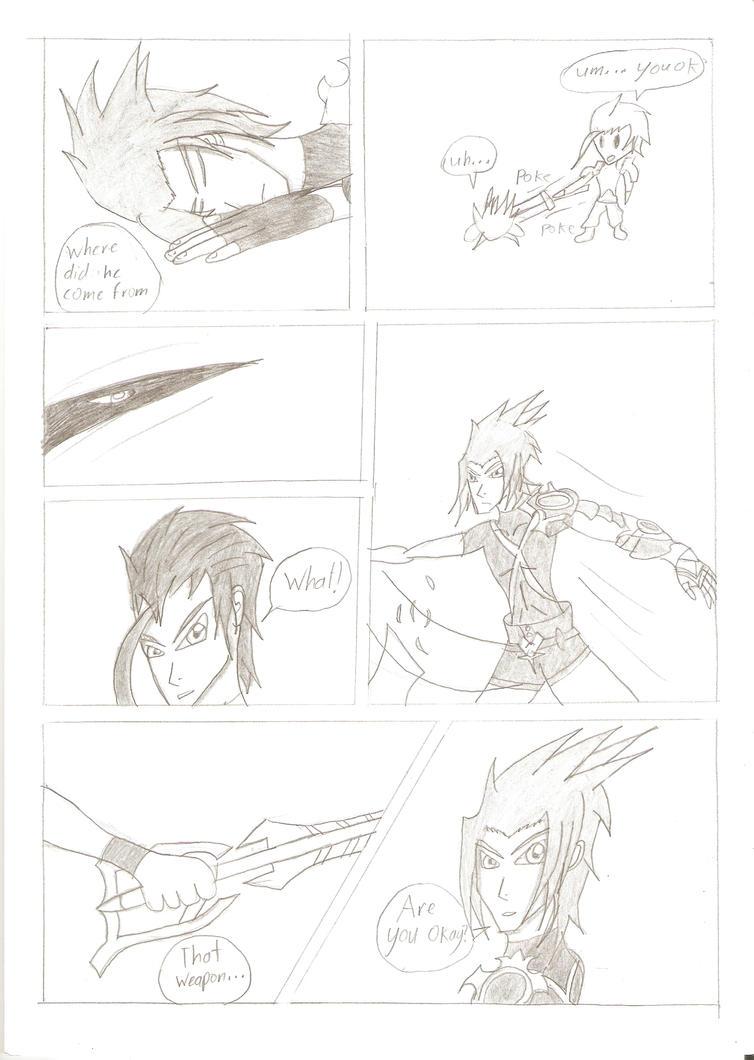 Helix civil war ch 5 pg 3 by animealliance117
