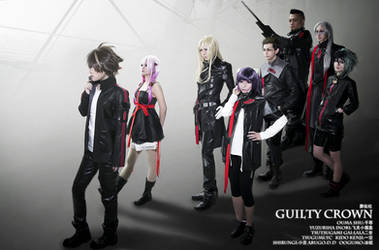 GUILTY CROWN    Funeral song by LALAax