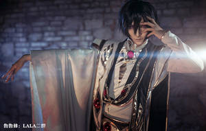 Lelouch cosplay by LALAax