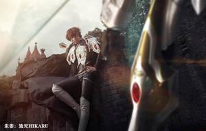 Suzaku cosplay by LALAax