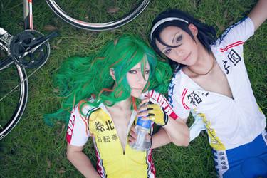 Yowamushi Pedal COSPLAY by LALAax