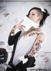 TokyoGhoul Uta cosplay