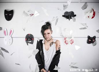 Uta cosplay by LALAax