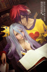 No Game No Life by LALAax