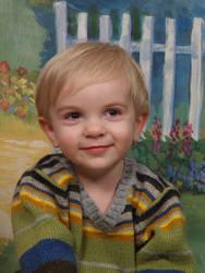 Gabriel 21 months