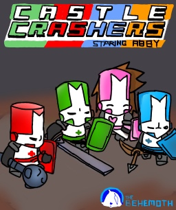 Castle Crasher. by Abbyroseflame24