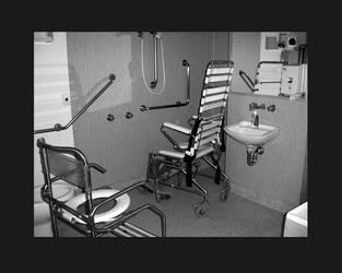 bathroom contraptions by pera-shuus