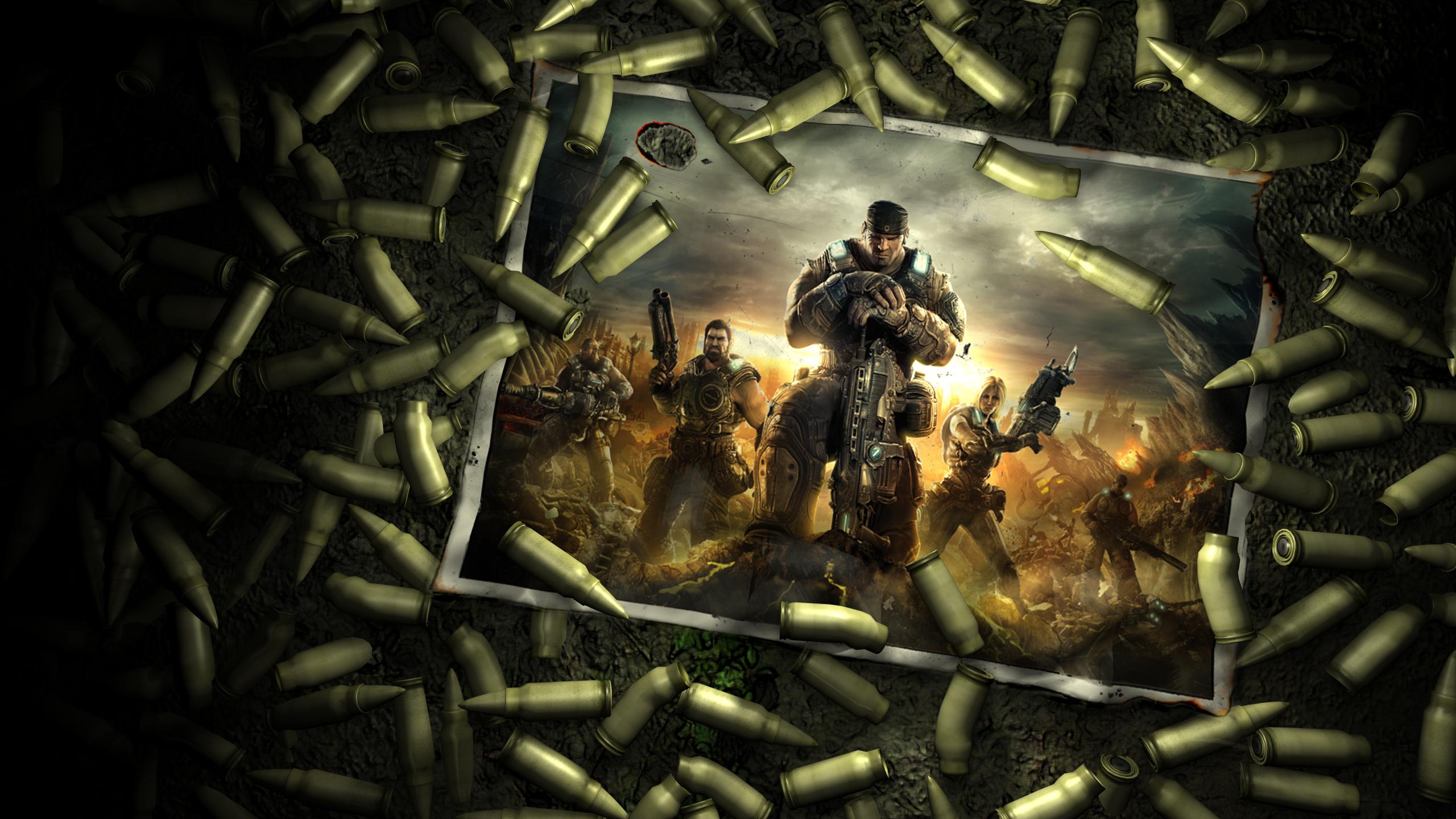 Dyer Gears of War by Reekodyer