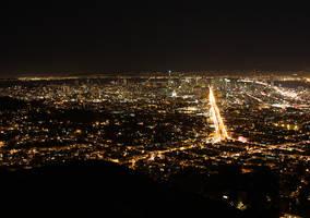 The Bright Night by P-i-a-n-o-M-a-n