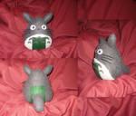 Cosplay Onigiri - Totoro