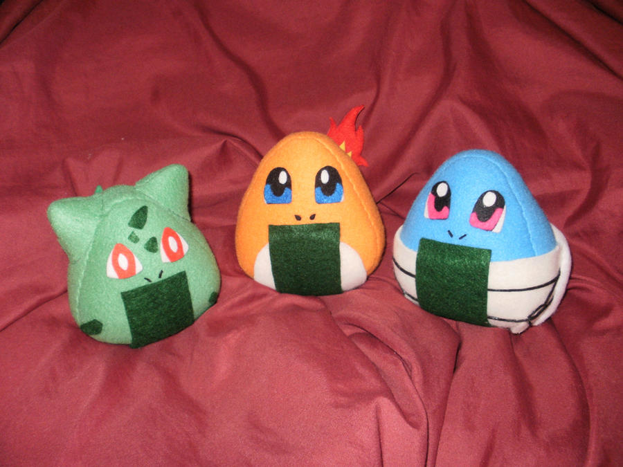Pokelith - Kanto Starter by merlinemrys