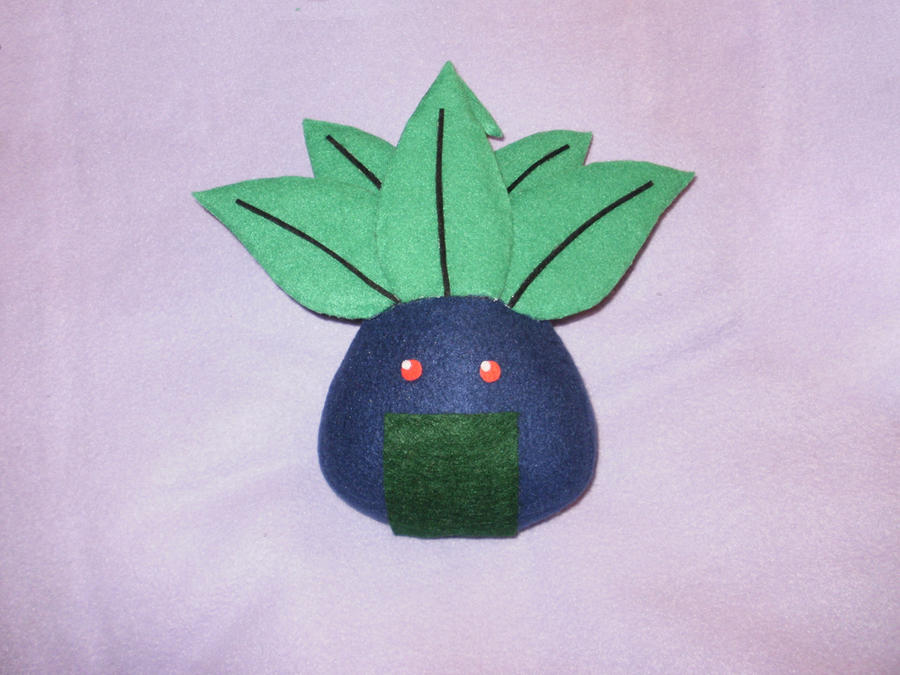 Pokelith - Oddish by merlinemrys