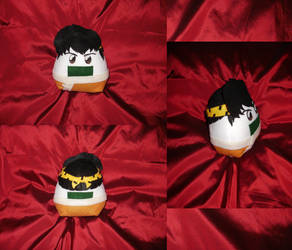 Cosplay Onigiri - Ryoga by merlinemrys