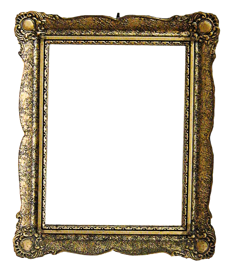 Golden Frame Wallpaper Golden Frame by Darkborder