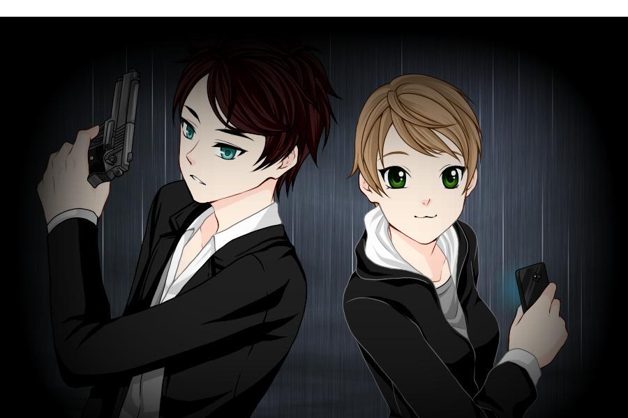 Sherlock: The Anime by Determinator12