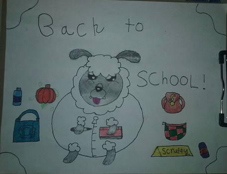 Scruffy or Fluffy: Back to School