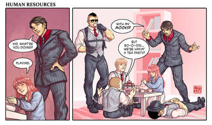 Human Resources by Hummers
