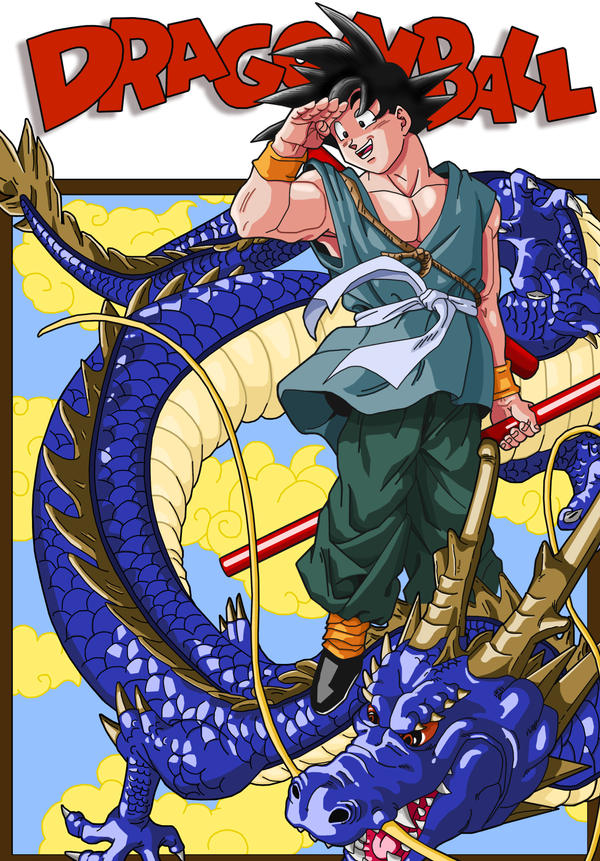 Dibujos Hechos por Mi,  Dragon Ball, de todo