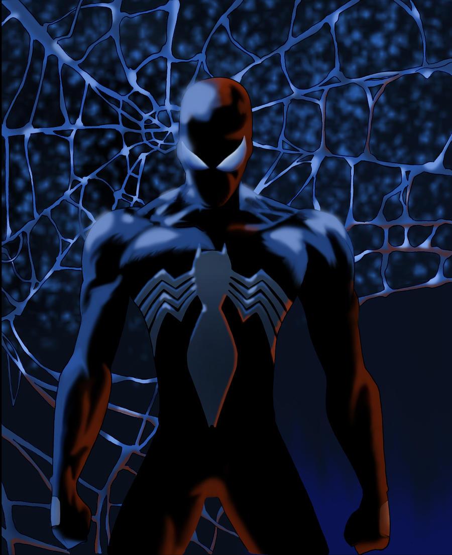 dibujo de spider man: