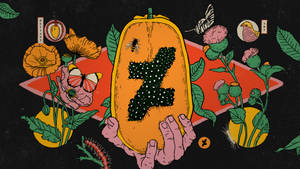A Study of the DeviantArt Logo - Strange Fruit