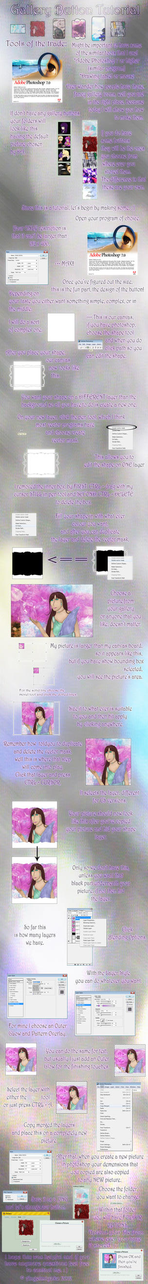 .:Gallery Button Tutorial:. by AngelMiyoko