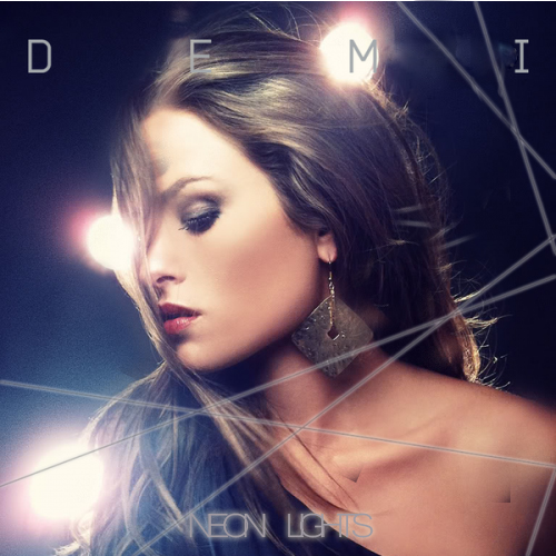 demi lovato neon lights radio edit by ashyvoerman on