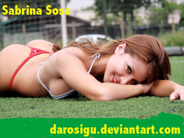 Sabrina Sosa by darosigu