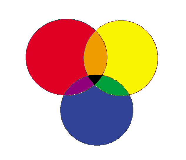 Mezcla de colores de pintura by darosigu