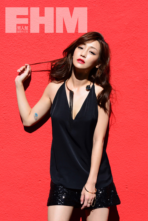 Nikki Hsieh Hsin Ying by darosigu