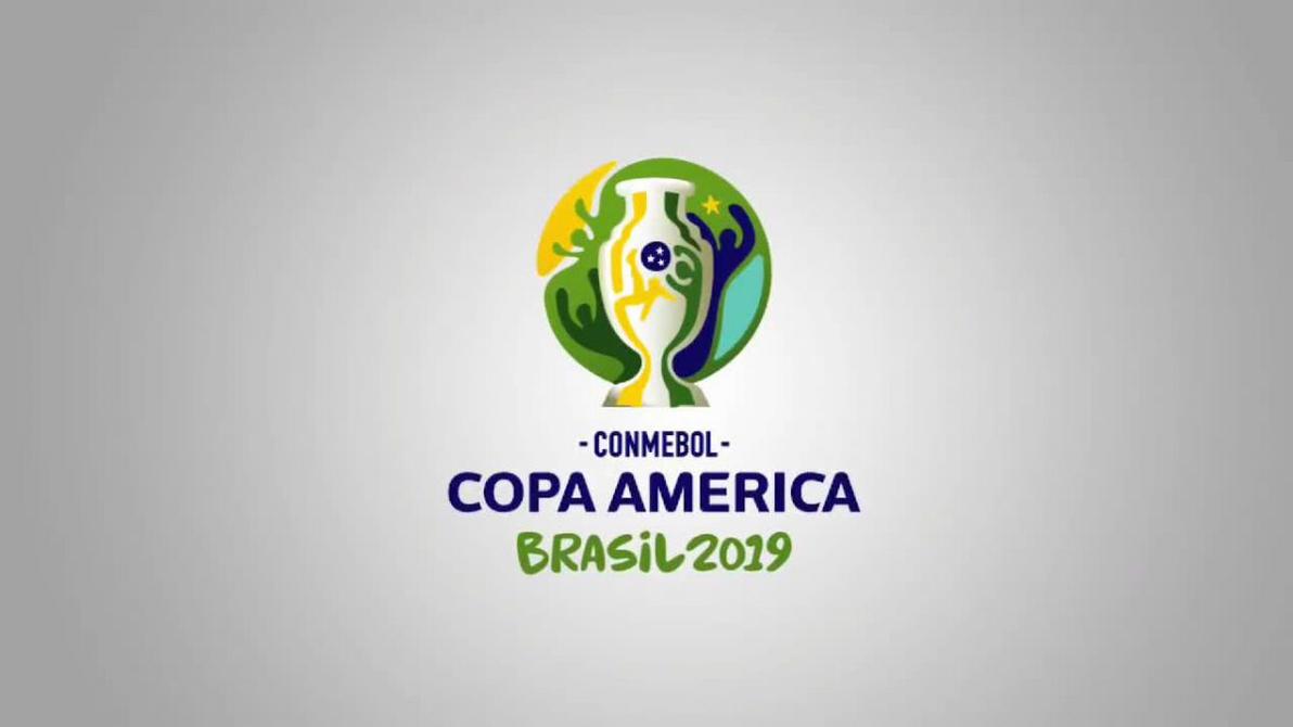 Copa America Brasil 2019 by darosigu